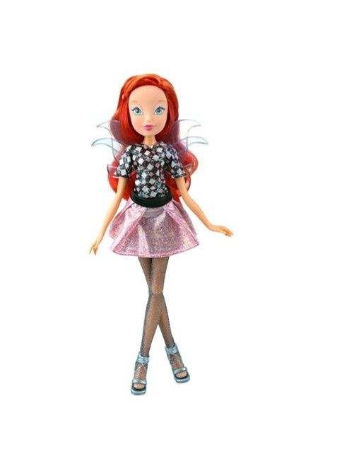 Unisex Çocuk Winx Forever Fashion Bloom